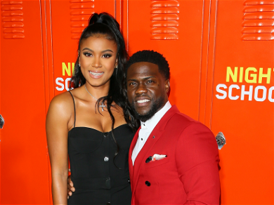 Kevin Hart's Wife Returns To Instagram One Day After He's Released From Hospital