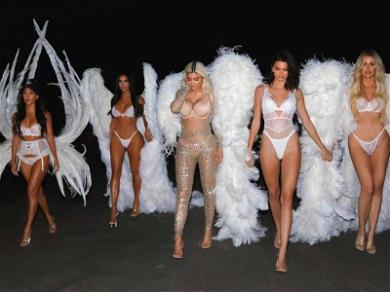 The KarJenner Sisters Are Heavenly as Victoria's Secret Angels