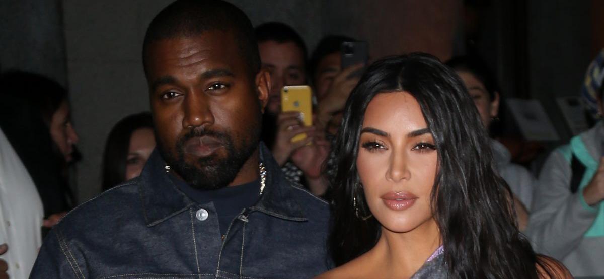 Kim KardashianCreates Exit Plan Ahead Of Kanye WestDivorce