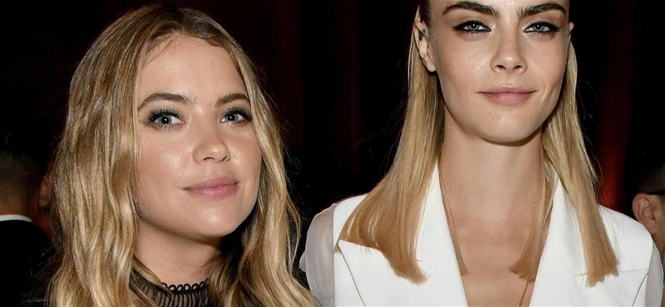 Cara Delevingne and Ashley Benson Are NOT Engaged, Despite Ring Pics