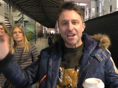 Chris Hardwick Wants A Different Type of Net Neutrality for the New Year
