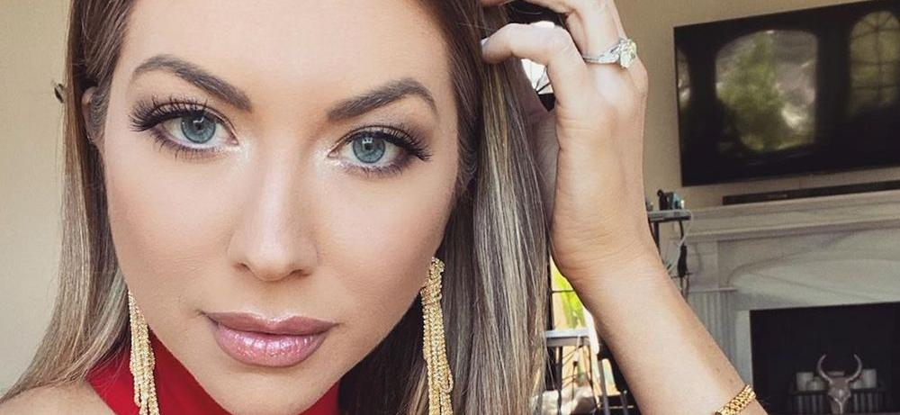 Pregnant Stassi Schroder Goes Skintight Forgetting Mask For Reunion With Former Co-Stars