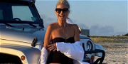 Christie Brinkley Is Draped Across a Tree in Stunning 'SI' Throwback
