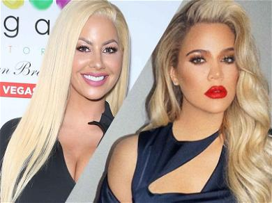 Amber Rose Puts Differences Aside With Khloé Kardashian After Tristan Thompson Cheating Rumors
