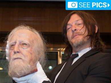 'The Walking Dead' Props Shamble Into History Museum