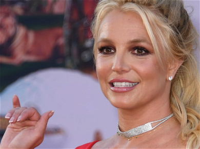 Britney Spears Wears Tiny Shorts & Vibrant Crop Top On Instagram