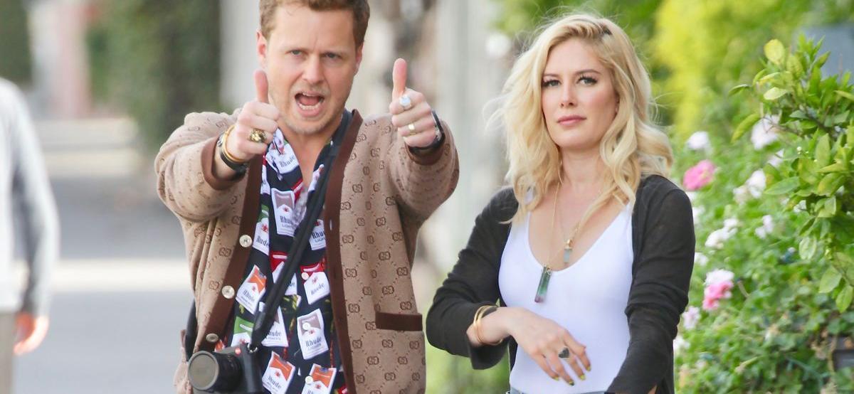 'The Hills: New Beginnings': Spencer & Heidi Talk Drama Between Castmates