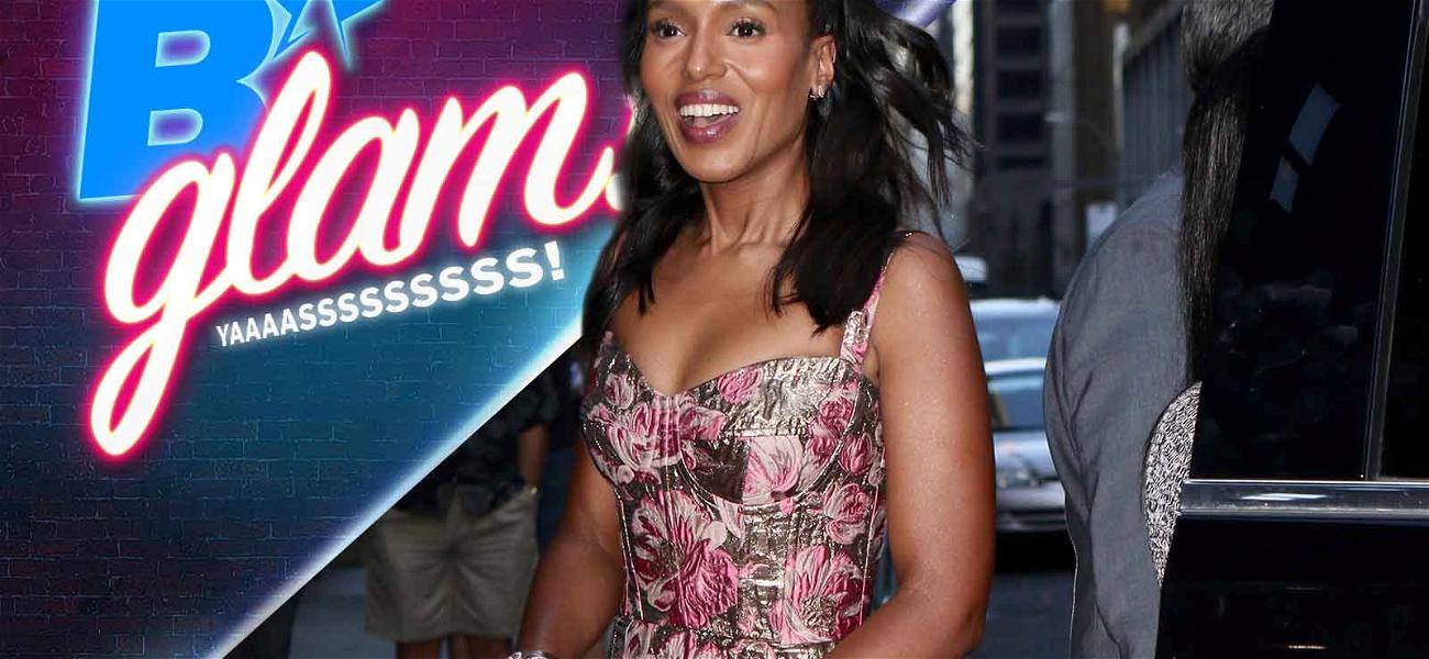 Kerry Washington, Rooney Mara & Lily Collins: This Week's Most Stylish Celebs