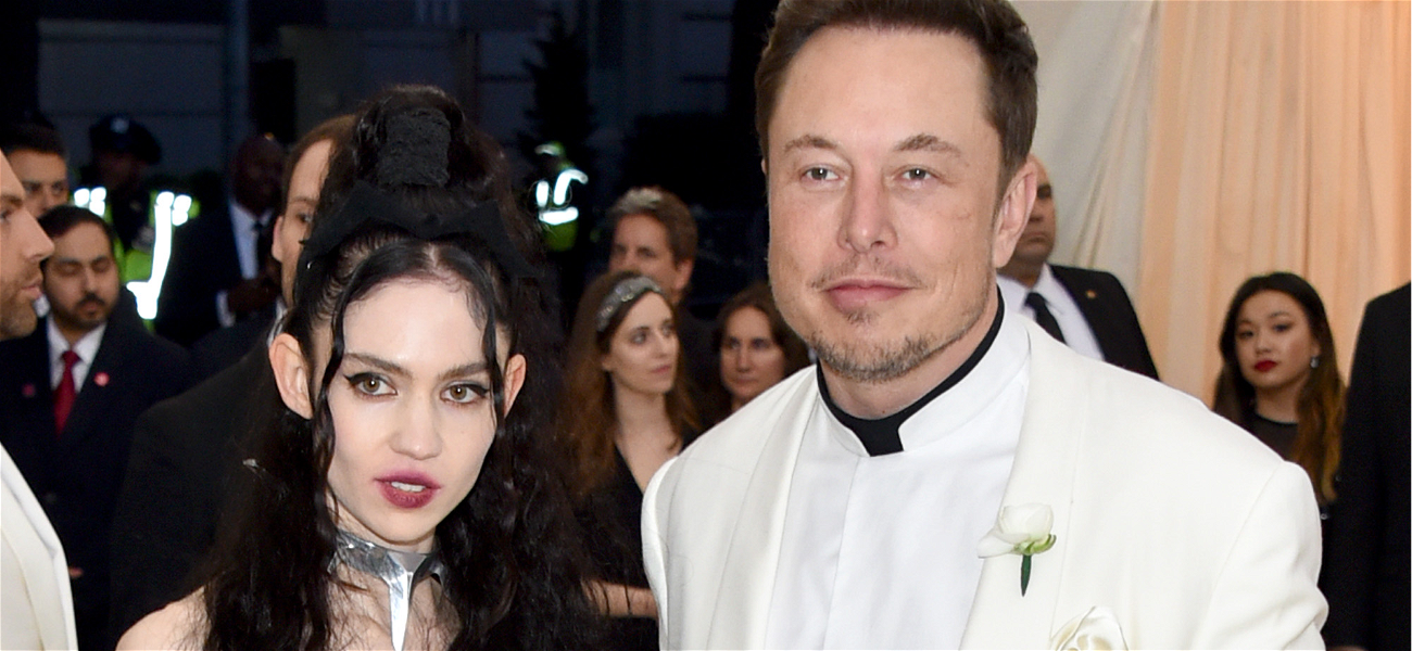 Grimes' Extreme Eyeball Surgery & Other Strange Facts We Just Learned About Elon Musk's GF
