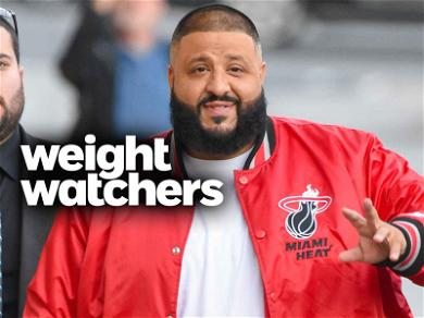 DJ Khaled Finds the Key to Getting Healthy and Joins Weight Watchers