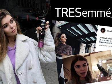 Olivia Jade Dropped by TRESemmé Following College Bribery Scandal