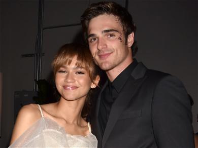 Zendaya's 'Euphoria' Co-Star Jacob Elordi Fuels Romance Rumors