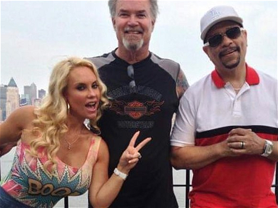 Ice-T's Wife, Coco Austin, Says Father's Condition 'Is Not Looking Good' May Be Placed On Ventilator