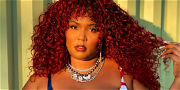 Singer Lizzo Goes Full-Frontal Urging Fans To Get Out And Vote!