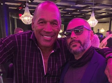 OJ Simpson & Nik Richie Killing It During Las Vegas Hangout
