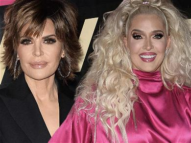 'RHOBH' Lisa Rinna Shows Alliance With Erika Jayne In 'Thelma & Louise' Birthday Post