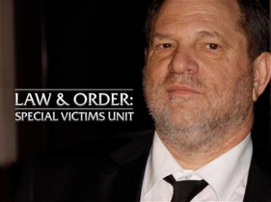 'Law & Order: SVU' Is Planning a Harvey Weinstein Episode