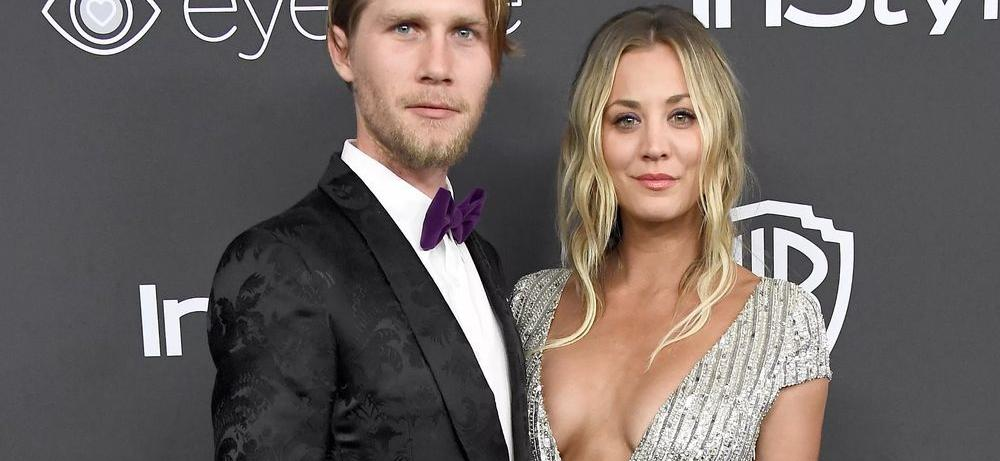 Kaley Cuoco & Husband Karl Cook Have No Idea What TikTok Is