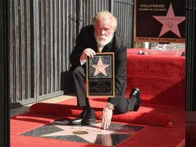 Nick Nolte Gets His 'Walk of Fame' Star