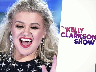Kelly Clarkson Shows Fans Behind the Scenes of Her Upcoming Talk Show