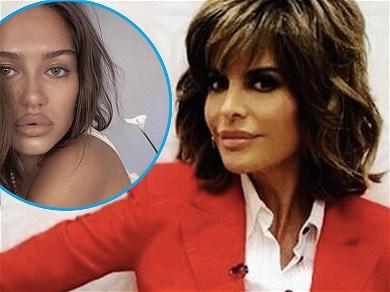 Lisa Rinna's Daughter, Delilah,  Strips Down For Steamy Bedroom Shoot Inspired By Kim K