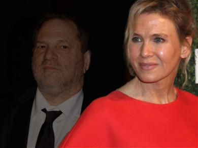 Renée Zellweger's Rep Says Harvey Weinstein is 'Full of S**t' Over 'Sexual Favors' Claim
