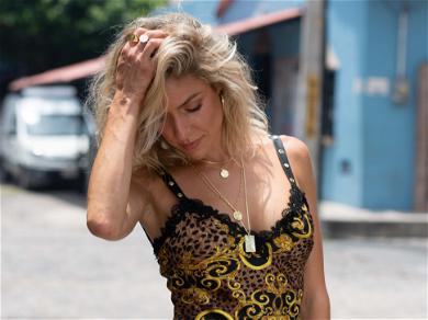 Kristin Cavallari Shows Off Winter Bikini Body In The Desert Heat