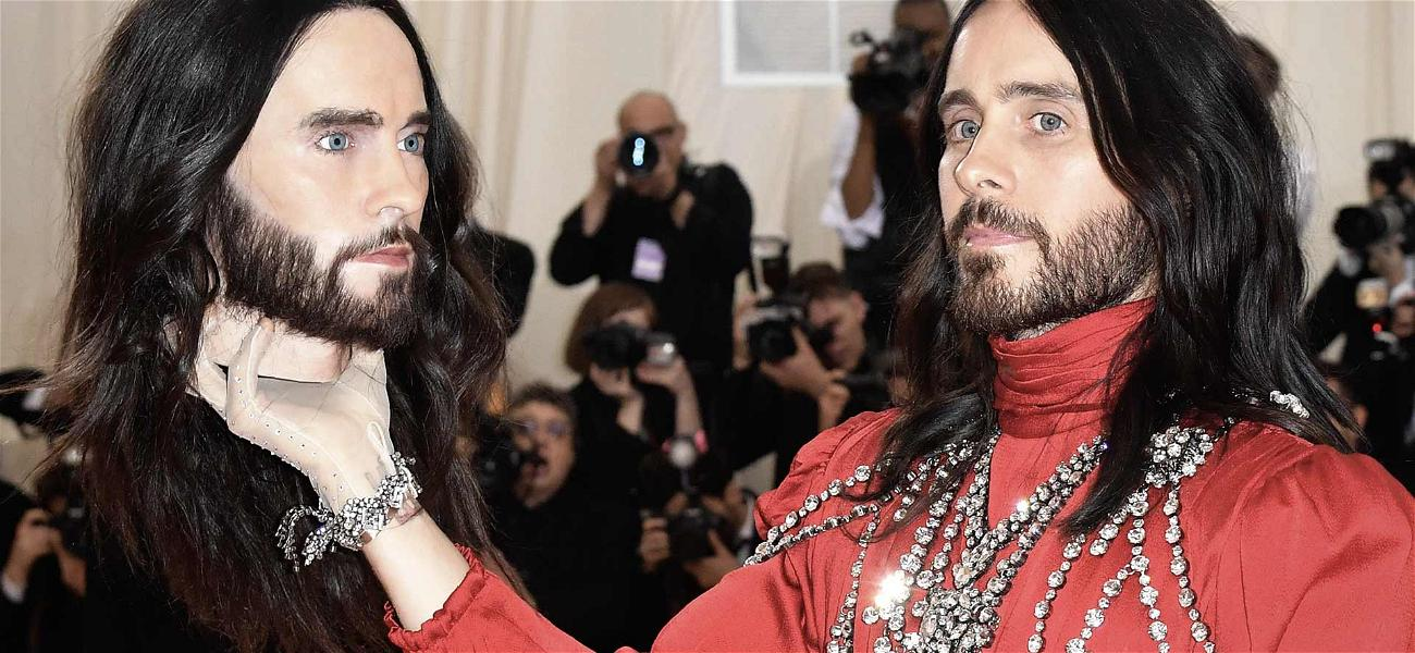 Jared Leto's Decapitated Head Led to a Bunch of Dirty Jokes at Met Gala
