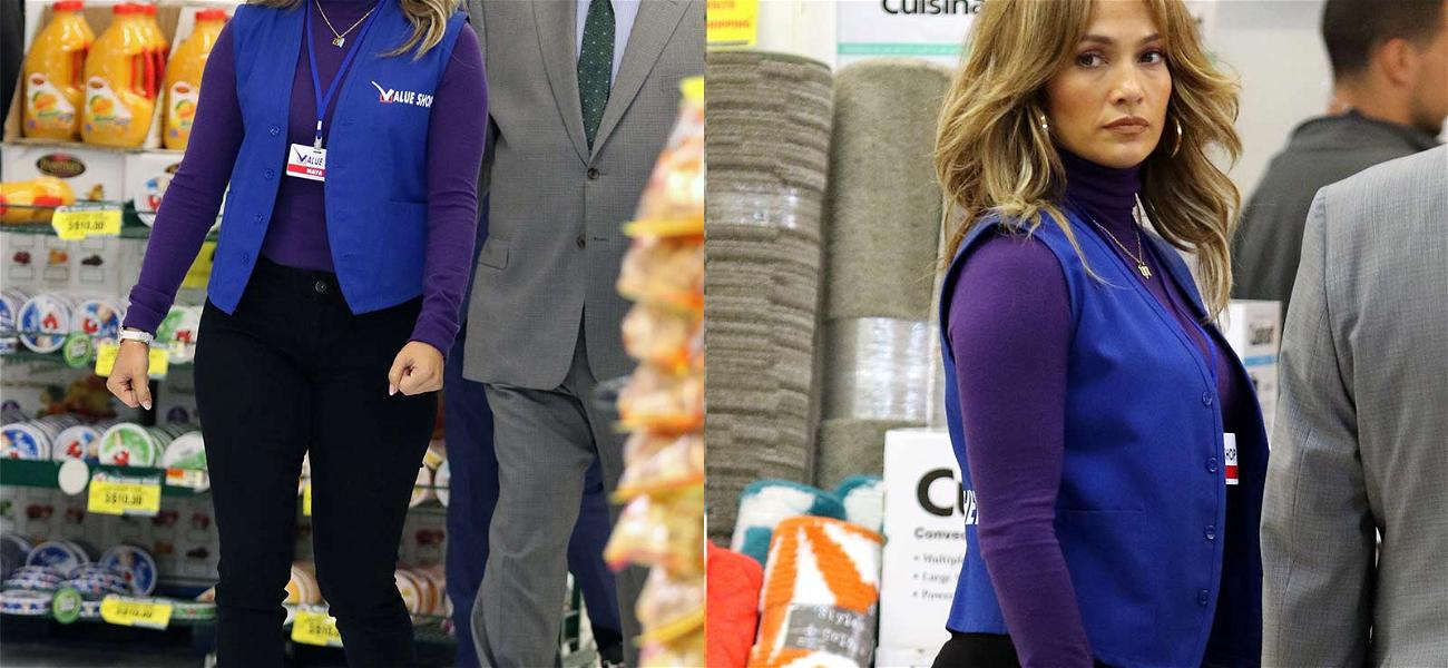 JLo is Jenny From the 'Value Shop'