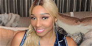 'RHOA' Star NeNe Leakes Is GLOWING Snatched In Skintight Satin Robe