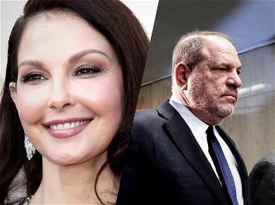 Ashley Judd Demands Harvey Weinstein Be Shut Down in Attempt to Put Her Lawsuit on Hold