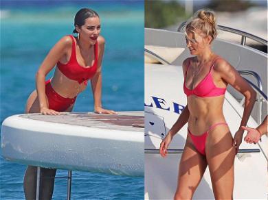 Olivia Culpo, Elska Hosk and a Boatload Of Models