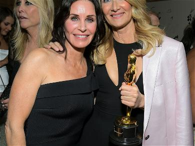 Courteney Cox Reveals Her Pick For a Young Joey On 'Friends'