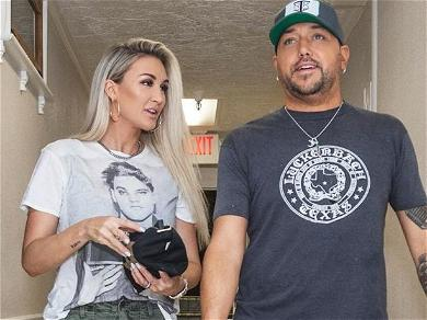 Jason Aldean's Wife Brittany Flaunts Smoking Hot Bikini Body After 17-Pound Baby Weight Loss