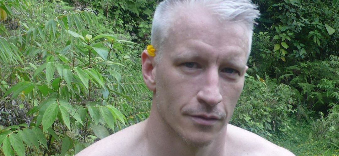 'WWHL' Host Andy Cohen Posts SHIRTLESS Photos Of Anderson Cooper And He Is Ripped!!