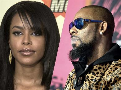 R. Kelly Allegedly Married 15-Year-Old Aaliyah To Prevent Her From Testifying Against Him In Criminal Case