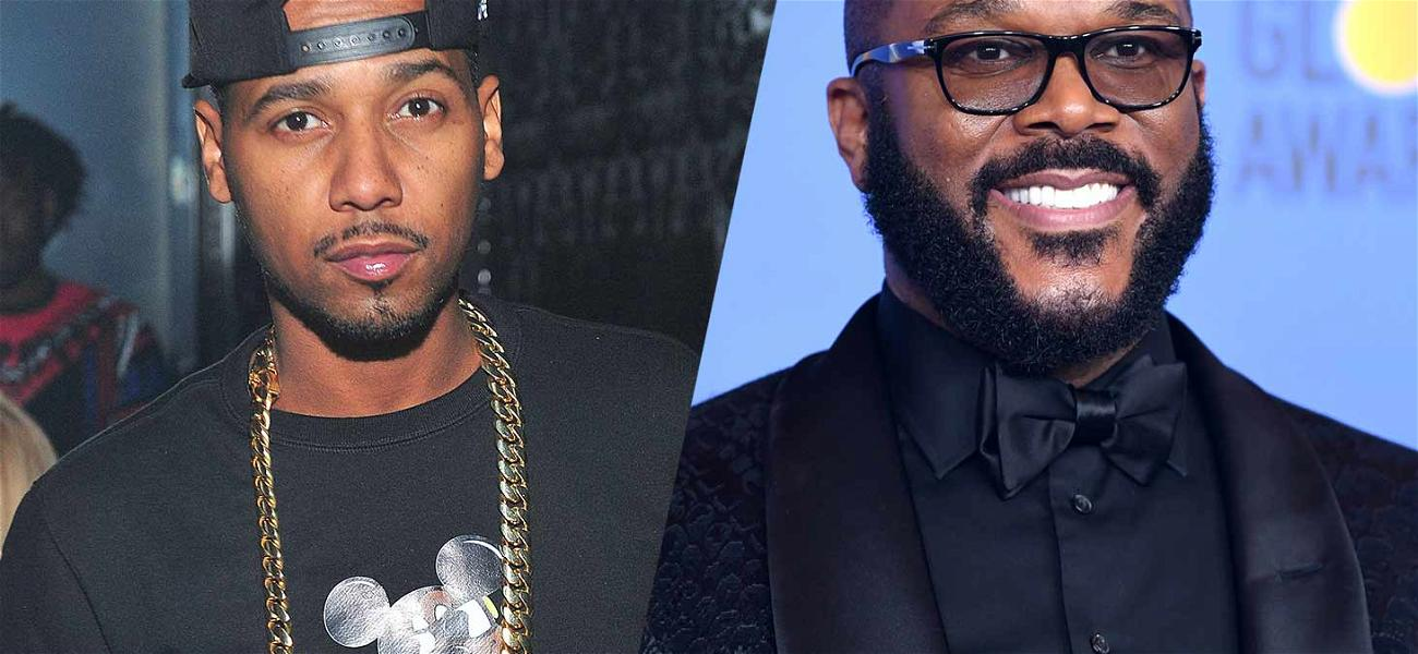 Tyler Perry is Not Doing a Reunion Show With Juelz Santana, Despite Plea for Prison Delay