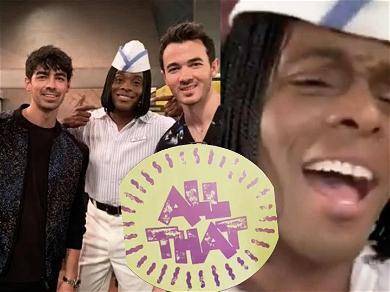 Kenan & Kel Tease Good Burger Reunion on 'All That' Revival