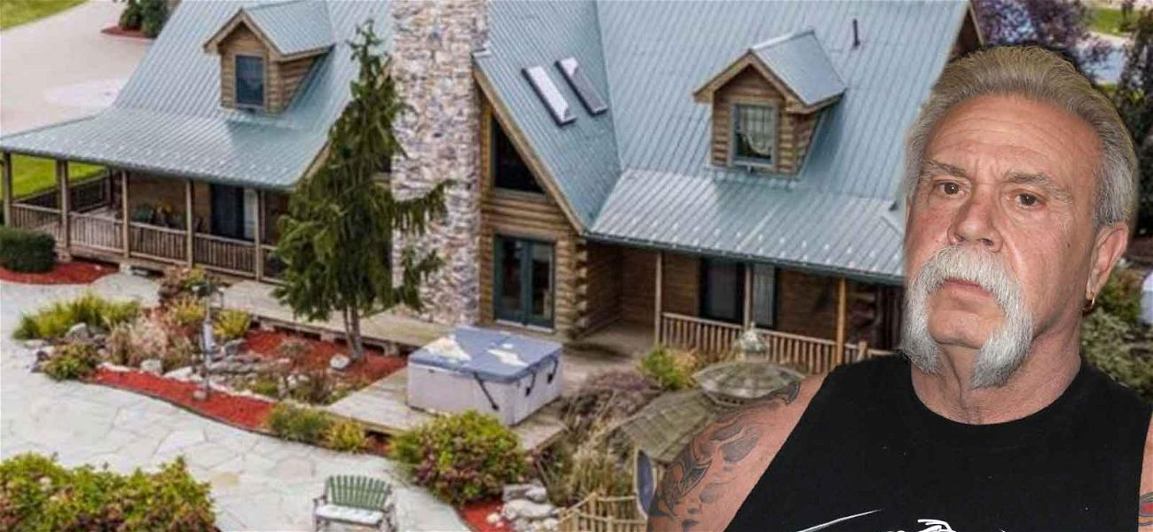 'American Chopper' Star Paul Teutul Sr. In Danger of Losing Orange County Home