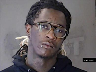 Young Thug Failed Drug Test, Back in Jail After Bond Revoked in Criminal Case