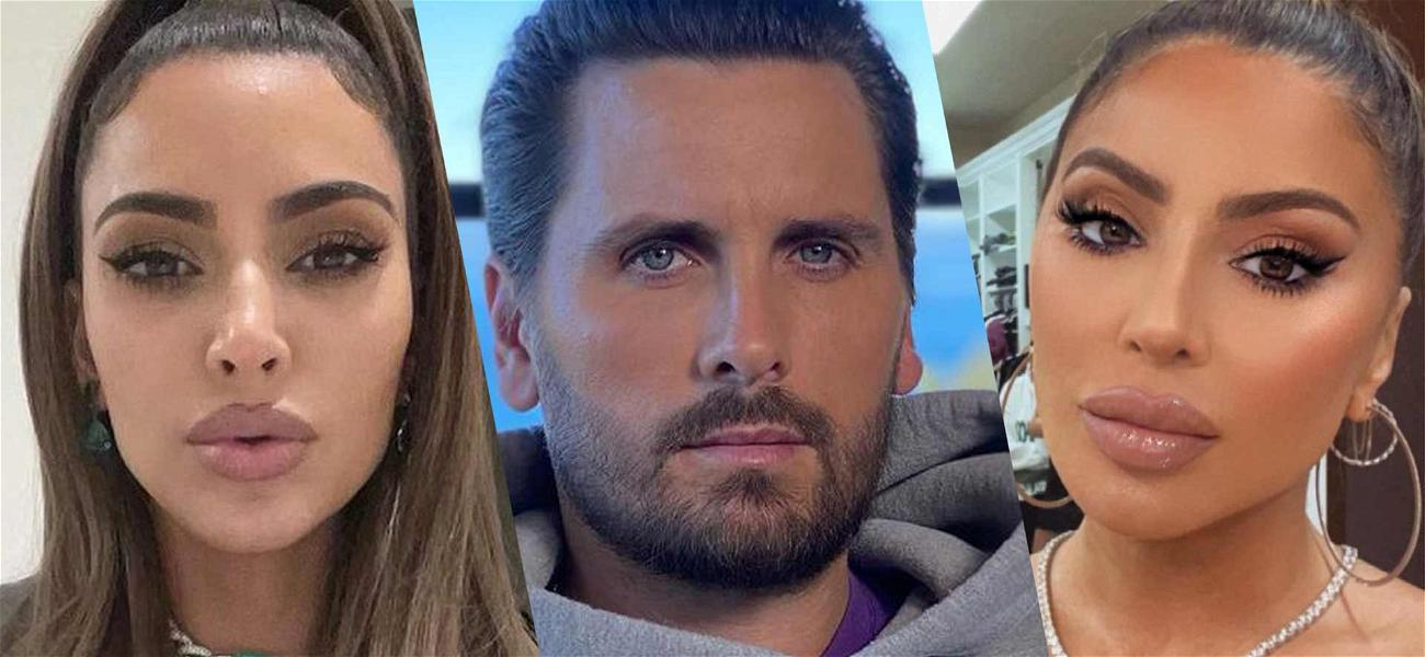 Did Scott Disick Offer The Olive Branch To Larsa Pippen For Kim Kardashian?
