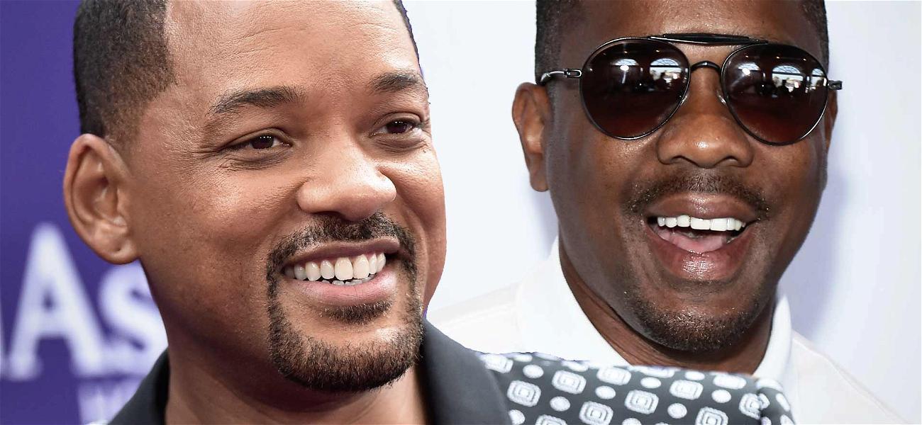 Will Smith Scores $1.5 Million Off Sale of Close Friend Duane Martin's Mansion