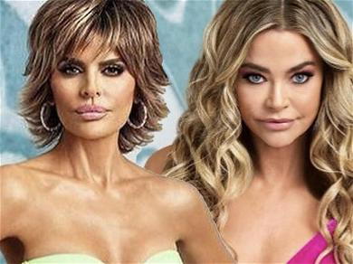 'RHOBH' Lisa Rinna Lashes Out At Denise Richards After 'Bulls–t' Reunion Taping