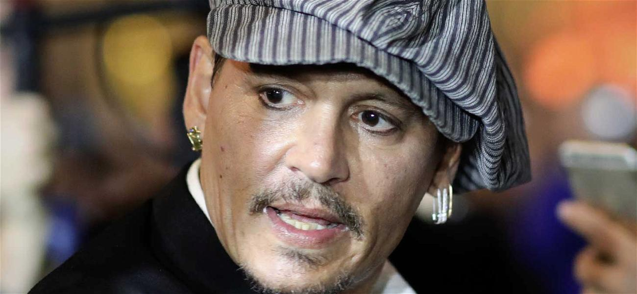 Johnny Depp's Alleged Assault Victim Blows Off Court in Legal Battle Over Film Set Altercation