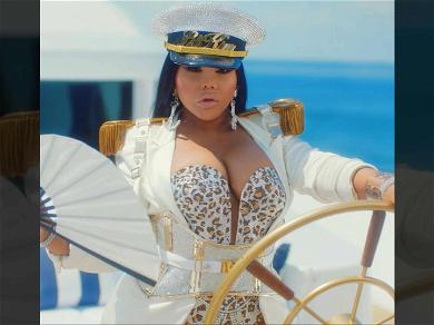 Lil Kim Plays Yacht Captain in Teaser for VH1 Reality Show 'Girls Cruise' with Mya and TLC's Chilli