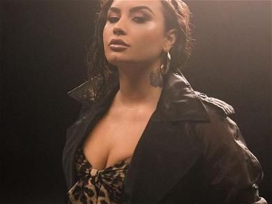 Demi Lovato Says She Contacted Extraterrestrial Life & Posts UFO's On Instagram