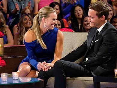 'Bachelorette' Hannah Brown Reveals She and Peter Had Sex 4 Times in the Windmill