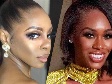 'RHOP' Star Candiace Dillard All Smiles After Monique Samuels Quits Show