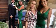 Kelly Ripa's Teenage Daughter Lola Stuns Bare-Legged In Wraparound Blazer Dress On Instagram