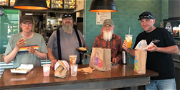 'Alaska: The Last Frontier' Takes on Taco Bell in Hilarious BTS Photo